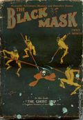 Black Mask (1920-1951 Pro-Distributors/Popular) Black Mask Detective Pulp Mar 1 1923