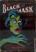 Black Mask (1920-1951 Pro-Distributors/Popular) Black Mask Detective Pulp Apr 15 1923