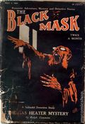 Black Mask (1920-1951 Pro-Distributors/Popular) Black Mask Detective Pulp May 1 1923