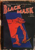 Black Mask (1920-1951 Pro-Distributors/Popular) Black Mask Detective Pulp May 15 1923