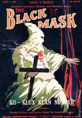 Black Mask (1920-1951 Pro-Distributors/Popular) Black Mask Detective Pulp Jun 1 1923