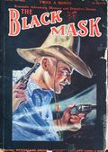 Black Mask (1920-1951 Pro-Distributors/Popular) Black Mask Detective Pulp Jun 15 1923