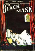 Black Mask (1920-1951 Pro-Distributors/Popular) Black Mask Detective Pulp Jul 1 1923