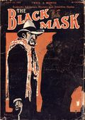 Black Mask (1920-1951 Pro-Distributors/Popular) Black Mask Detective Pulp Jul 15 1923