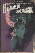 Black Mask (1920-1951 Pro-Distributors/Popular) Black Mask Detective Pulp Aug 1 1923