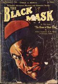 Black Mask (1920-1951 Pro-Distributors/Popular) Black Mask Detective Pulp Sep 1 1923