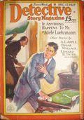 Detective Story Magazine (1915-1949 Street & Smith) Pulp 1st Series Vol. 97 #5