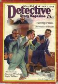 Detective Story Magazine (1915-1949 Street & Smith) Pulp 1st Series Vol. 98 #2