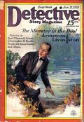 Detective Story Magazine (1915-1949 Street & Smith) Pulp 1st Series Vol. 98 #4