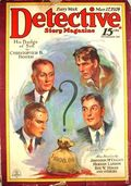 Detective Story Magazine (1915-1949 Street & Smith) Pulp 1st Series Vol. 99 #6