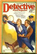 Detective Story Magazine (1915-1949 Street & Smith) Pulp 1st Series Vol. 100 #1