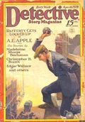 Detective Story Magazine (1915-1949 Street & Smith) Pulp 1st Series Vol. 100 #4