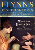 Flynn's Weekly Detective Fiction (1924-1926 Red Star News) Pulp Vol. 6 #2