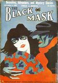 Black Mask (1920-1951 Pro-Distributors/Popular) Black Mask Detective Pulp Oct 1 1923