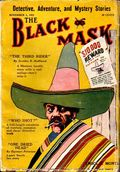 Black Mask (1920-1951 Pro-Distributors/Popular) Black Mask Detective Pulp Vol. 6 #15