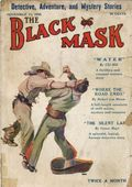 Black Mask (1920-1951 Pro-Distributors/Popular) Black Mask Detective Pulp Nov 15 1923