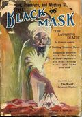 Black Mask (1920-1951 Pro-Distributors/Popular) Black Mask Detective Pulp Dec 1 1923