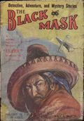 Black Mask (1920-1951 Pro-Distributors/Popular) Black Mask Detective Pulp Feb 1 1924