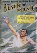 Black Mask (1920-1951 Pro-Distributors/Popular) Black Mask Detective Pulp Vol. 6 #21