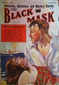 Black Mask (1920-1951 Pro-Distributors/Popular) Black Mask Detective Pulp Mar 1 1924