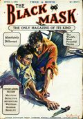 Black Mask (1920-1951 Pro-Distributors/Popular) Black Mask Detective Pulp Apr 1 1924