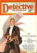 Detective Story Magazine (1915-1949 Street & Smith) Pulp 1st Series Vol. 101 #6
