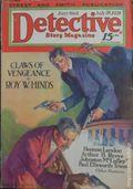 Detective Story Magazine (1915-1949 Street & Smith) Pulp 1st Series Vol. 103 #1