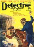 Detective Story Magazine (1915-1949 Street & Smith) Pulp 1st Series Vol. 105 #1