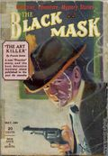 Black Mask (1920-1951 Pro-Distributors/Popular) Black Mask Detective Pulp May 1924