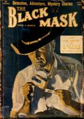 Black Mask (1920-1951 Pro-Distributors/Popular) Black Mask Detective Pulp Jul 1924