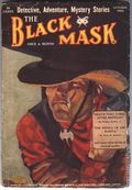 Black Mask (1920-1951 Pro-Distributors/Popular) Black Mask Detective Pulp Oct 1924