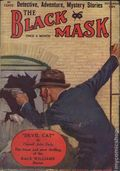 Black Mask (1920-1951 Pro-Distributors/Popular) Black Mask Detective Pulp Nov 1924