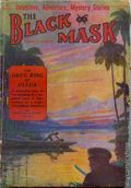 Black Mask (1920-1951 Pro-Distributors/Popular) Black Mask Detective Pulp Dec 1924
