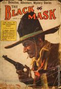 Black Mask (1920-1951 Pro-Distributors/Popular) Black Mask Detective Pulp Jan 1925