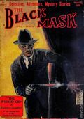 Black Mask (1920-1951 Pro-Distributors/Popular) Black Mask Detective Pulp Mar 1925