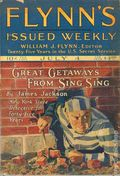 Flynn's Weekly Detective Fiction (1924-1926 Red Star News) Pulp Vol. 7 #6