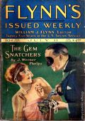 Flynn's Weekly Detective Fiction (1924-1926 Red Star News) Pulp Vol. 8 #1