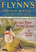 Flynn's Weekly Detective Fiction (1924-1926 Red Star News) Pulp Vol. 8 #4