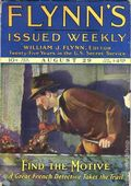 Flynn's Weekly Detective Fiction (1924-1926 Red Star News) Pulp Vol. 9 #2