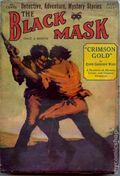 Black Mask (1920-1951 Pro-Distributors/Popular) Black Mask Detective Pulp Jul 1925