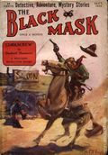 Black Mask (1920-1951 Pro-Distributors/Popular) Black Mask Detective Pulp Sep 1925