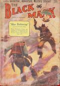 Black Mask (1920-1951 Pro-Distributors/Popular) Black Mask Detective Pulp Oct 1925
