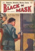 Black Mask (1920-1951 Pro-Distributors/Popular) Black Mask Detective Pulp Dec 1925