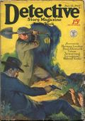 Detective Story Magazine (1915-1949 Street & Smith) Pulp 1st Series Vol. 107 #1