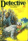 Detective Story Magazine (1915-1949 Street & Smith) Pulp 1st Series Vol. 109 #1