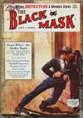 Black Mask (1920-1951 Pro-Distributors/Popular) Black Mask Detective Pulp Feb 1926