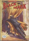 Black Mask (1920-1951 Pro-Distributors/Popular) Black Mask Detective Pulp Mar 1926