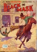 Black Mask (1920-1951 Pro-Distributors/Popular) Black Mask Detective Pulp Apr 1926