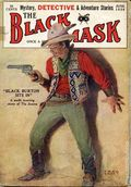 Black Mask (1920-1951 Pro-Distributors/Popular) Black Mask Detective Pulp Jun 1926