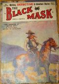 Black Mask (1920-1951 Pro-Distributors/Popular) Black Mask Detective Pulp Jul 1926